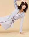LIMITED EDITION Long Sleeve Belted Trench Dress
