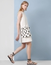 LIMITED EDITION Convertible Shift Dress With Florals