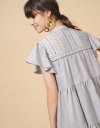 Shirt Dress With Embroidery