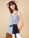 LIMITED EDITION Contrast Panel Camisole Dress