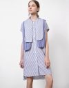 LIMITED EDITION Shirt Dress with Convertible Collar