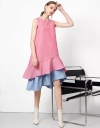 Convertible Flare A-line Dress