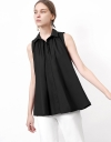 Flare Pleated Shirt