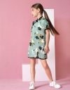 Cheongsam Tunic Dress