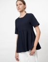 Flare Top with Sleeve