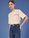 Front Patch Pocket T-Shirt