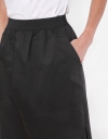 Midi Skirt with Side Pockets