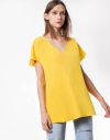 V-Neck Relaxed Top