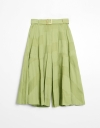 Belted Waist Culottes